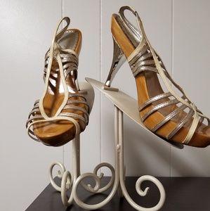 Sexy Open Toe Heels